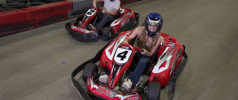 Go Kart Racing – MB2 Racing Go Kart Tracks – MB2 Raceway